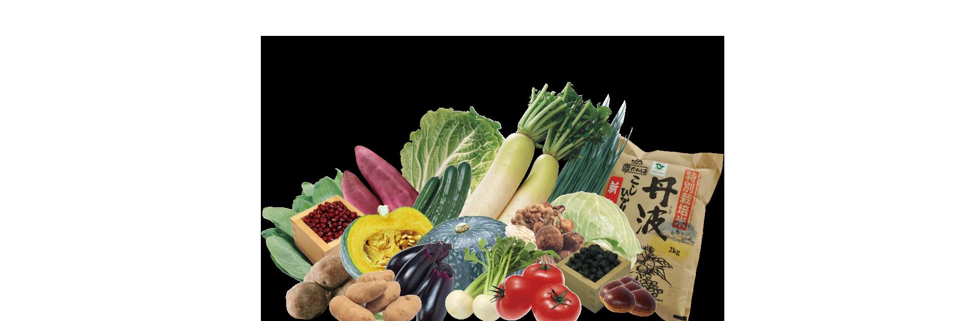 野菜の旬や美味しい食べ方、調理のちょっとしたコツ、保存方法など、